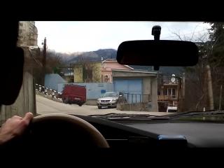 самый крутой ялтинский водитель такси