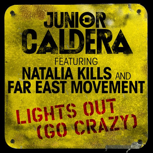 Junior Caldera альбом Lights Out