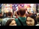 Мы с Элей на AvaExpo 2017 слушаем Большого Русского Босса