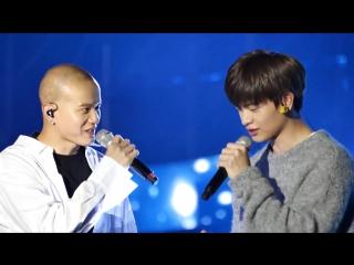 [FANCAM] 15.10.2017: BTOB - Someday (Фокус на Сончжэ) @ Daegu Kpop Concert