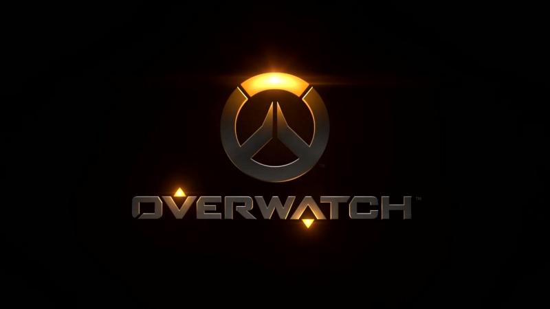 Overwatch - удачная телепортация =)