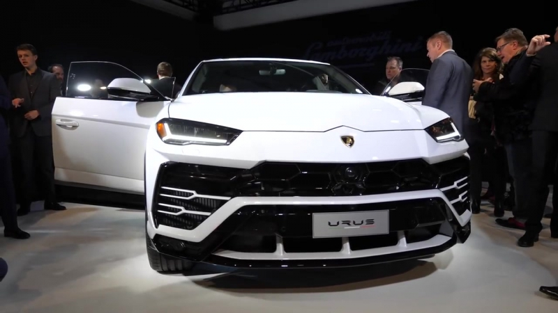 Lamborghini Urus Triumph Or Travesty - Carfection