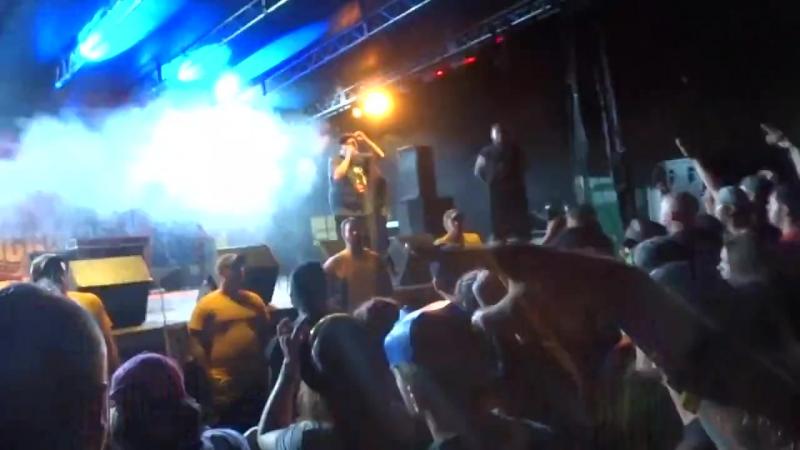 Sicktanick Razakel - Prometheus (Live G.O.T.J. 2014)