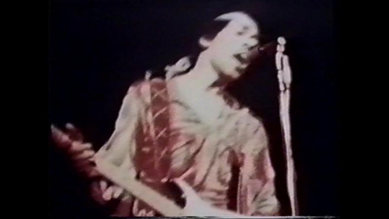 Jimi Hendrix - Johnny B.Goode - Video (1985)