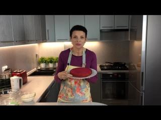 Просто сказочный торт Кисельные Берега! Готовится за 10 минут+время на выпечку!
