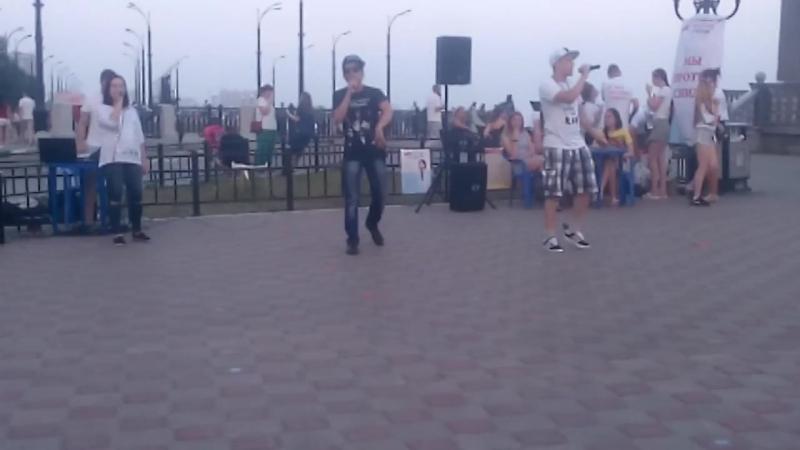 Vzriv Autogen feat. Lamia - Благовещенск (live)