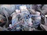 1967 FORD GALAXIE 500 RESCUE! First start after 25 years