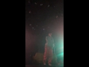 Bearface forgetting words to his own song @ El Rey, 28\12\2017