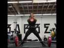Кристен Дансмур, тяга 195 кг