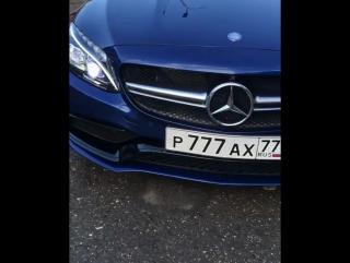 Mercedes-Benz C63s Coupe 🔵