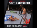OnThisDay in 2012: Khabib's Debut