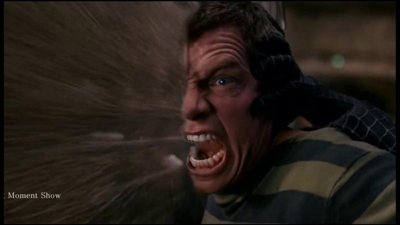 Фрагмент В HD Человек-паук против Песочного Человека (Флинт Марко) Сцена в метро ЧеловекПаук ФрагментВHD фантастика кино2018