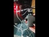 Электрический велосипед колокол зарядка через USB 120 дБ 3 режима звуки Набат Водонепроницаемый Детская безопасность рога Руль