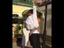 Федя играет в баскетбол в сериале ОтельЭлеон