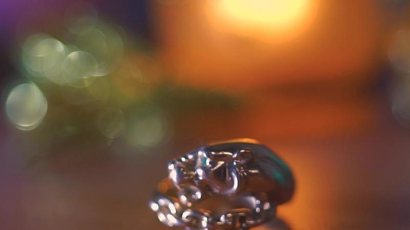 кольцо/ макросъемка