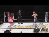 Mika Iida vs. Sakura Hirota (WAVE - Saturday Night Fever 2018 ~ February)