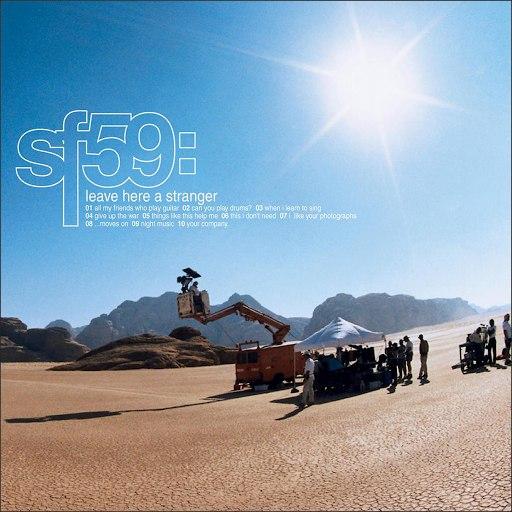 Starflyer 59 альбом Leave Here A Stranger