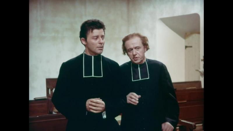 «Красное и чёрное» (1954) - драма, реж. Клод Отан-Лара