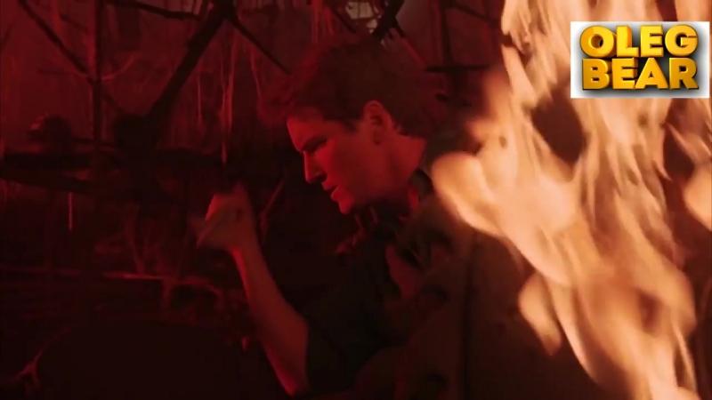 Джонни Кейдж VS Скорпион- Бои из фильма Mortal Kombat
