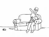 Мультик про кота Саймона-Футбол