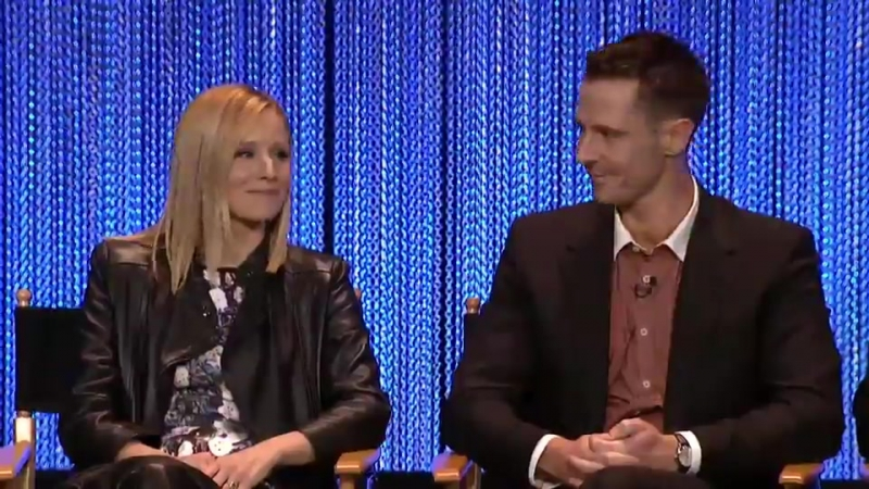 Veronica Mars at PaleyFest Lets talk about LoVe