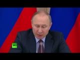 Путин проводит совещание по развитию системы среднего профобразования