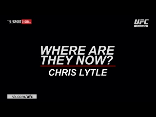 Where are They Now Season 2 Episode 1 Chris Lytle