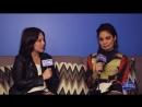 Ванесса Хадженс даёт интервью для Young Hollywood