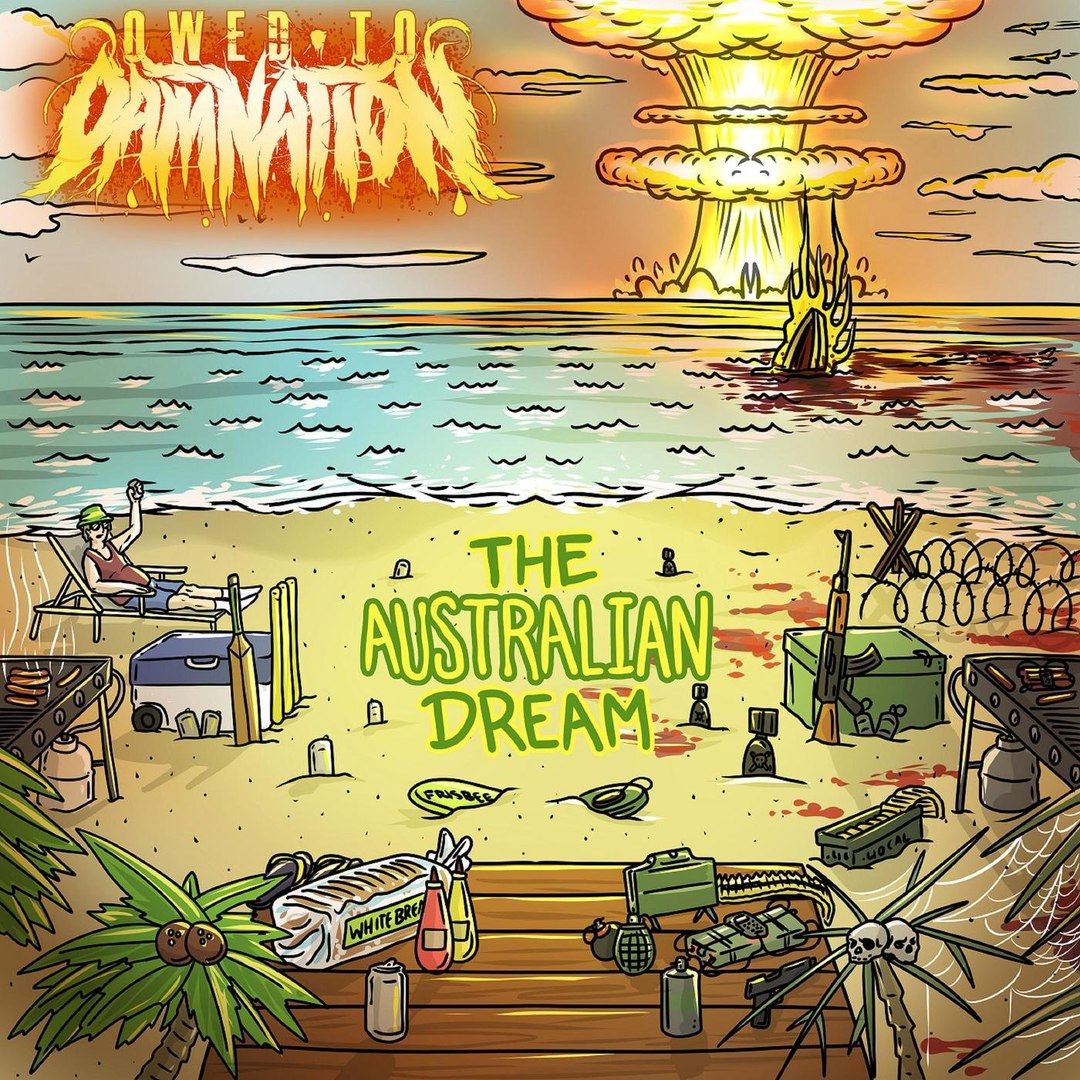 Owed to Damnation - The Australian Dream [EP] (2018)
