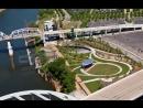 Парк развлечений Cumberland Park, созданный на месте парковки