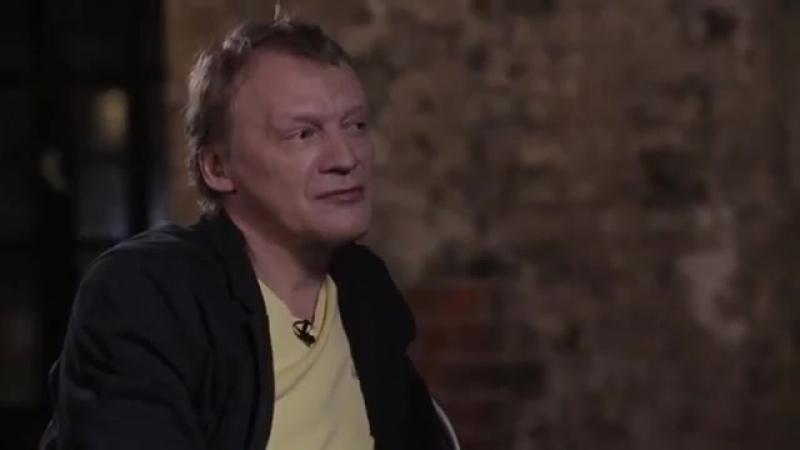 Враньё и воровство...Актёр Алексей Серебряков о Путине.