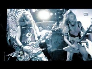Коррозия Металла - Дьявольски Бледные Кони