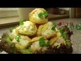 Закусочные эклеры с сырной начинкой