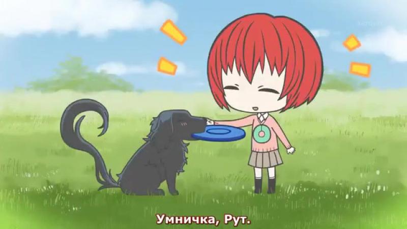 Махоёмэ серия 14 (мини-серии к аниме «Невеста чародея») [русские субтитры Aniplay.TV] Mahoutsukai no Yome