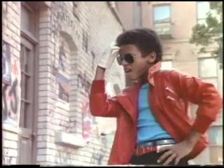 Музыка из рекламы Pepsi - The choice of a New Generation (Michael Jackson) (США) (1984)