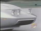 6.4 liter rotary powered corvette built by Chevrolet