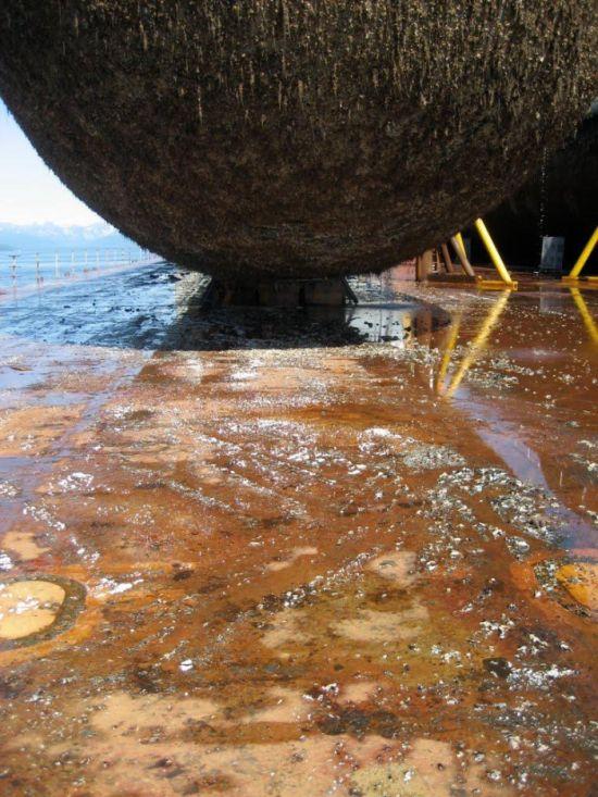Когда подводная лодка не может плыть сама - процесс транспортировки подлодки