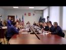 Место встречи Дума Видеозапись внеочередного заседания Думы ЧГП 17 01 18 16
