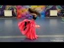 Художественная Гимнастика и Восточные Танцы Когда ты тренируешь Гимнастку