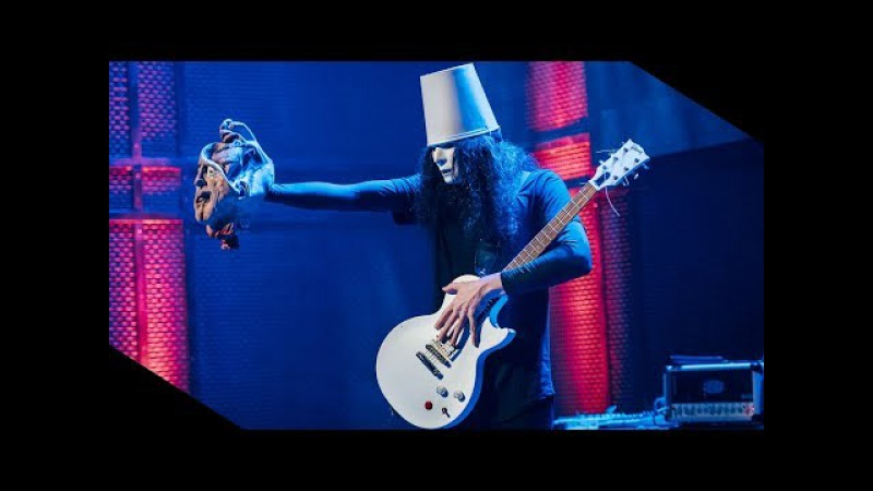 Unforgettable Moments Of Buckethead