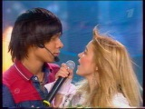 Юля Николаева и Стас Пьеха - Белая мечта 2004
