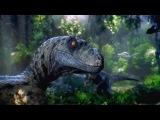 Jurassic Park RollerCoaster 360 VR 4K