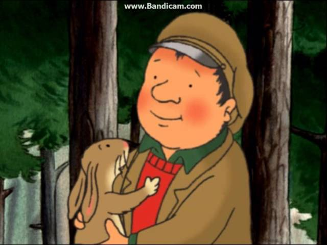 Percy the Park Keeper - The Rabbit Who Was Afraid Of The Dark (1999)