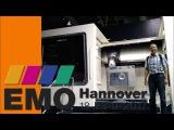 EMO 2017 - Amazing CNC Machines!