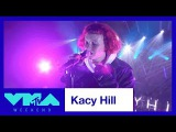 Kacy Hill Performs Hard to Love 2017 VMA Weekend MTV