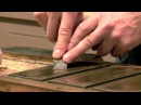 Paul Sellers How to sharpen chisels with diamond stones