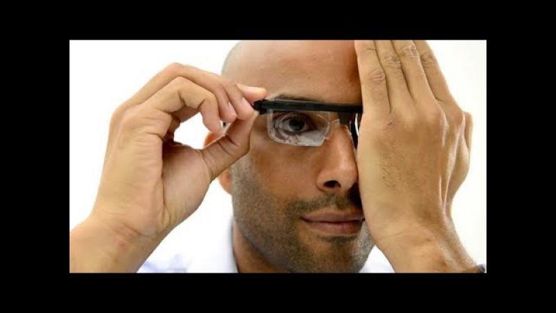 Очки для зрения - Adlens! - Универсальные очки с настраиваемыми диоптриями Обзор, отзывы, купить