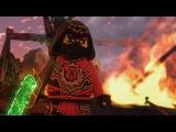 Jay Vincent- Ninjago Soundtrack  Acronix Meets The Ninja (From Ninjago Season 7, Episode 65)