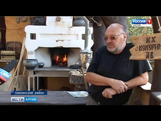 В Смоленском районе местные жители всё чаще стали использовать в быту старо русские печи