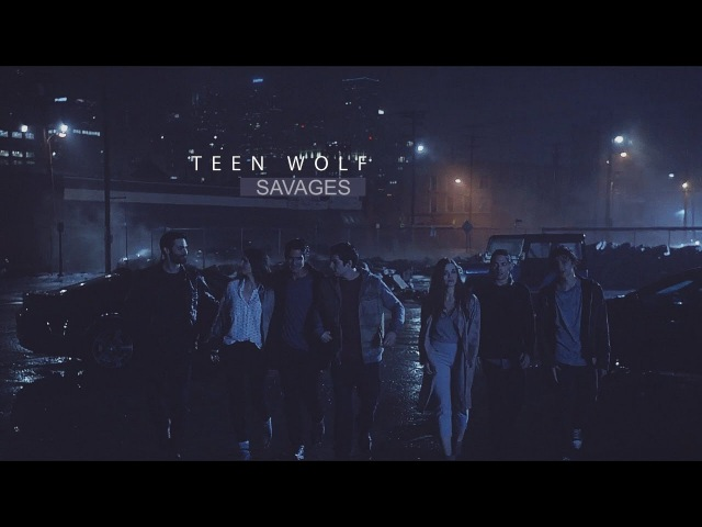 Goodbye Teen Wolf SAVAGES S01E01 S06E20